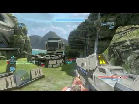 (Carbine) Halo 4: Big Team Infinity - Slayer - Settler W/ Commentary