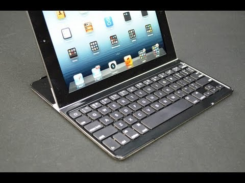 Logitech Ultrathin iPad Keyboard Cover: Review
