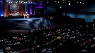 """""""Creados para servir"""" Pastor Francisco Barrios (Viernes 09-01-2015)"""