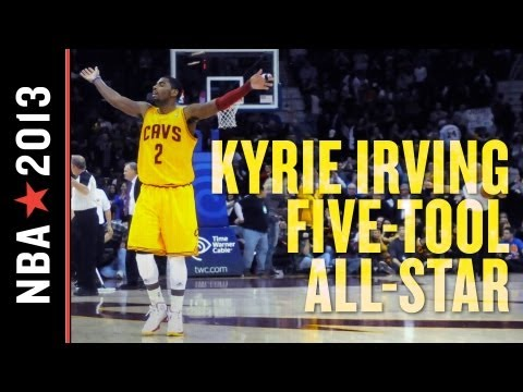 NBA All-Star Game 2013: Kyrie Irving's Skill Set on Full Display in Second Year for Cavaliers PG