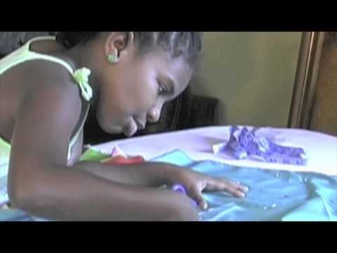 7 Year Old Fashion Designer, Trinitee Stokes