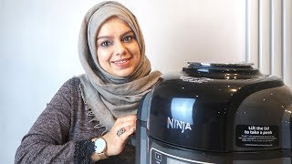 Ninja Foodi Review | GIVEAWAY | Indian Cooking Recipes | Cook with Anisa | #Recipes
