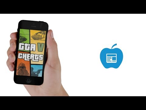 Les Astuces Et Codes De Triches De GTA V Sur iOS Avec L'Application «Cheats For GTA V »
