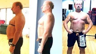 90 Days Transformation 61 Year Old Man