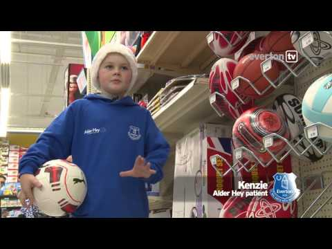 Inspired Baines Goes Toy Shopping