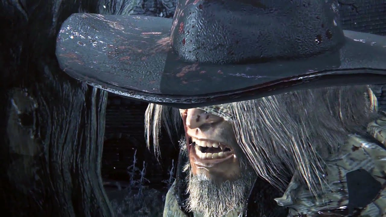 Bloodborne Ps4 Game Bloodborne Gameplay Game