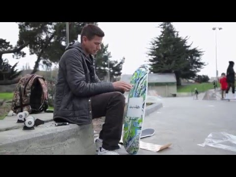 "Chico Brenes ""Big Boy"" shape from Chocolate Skateboards Out Now"