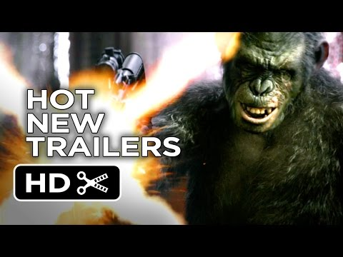 Best New Movie Trailers - July 2014 HD