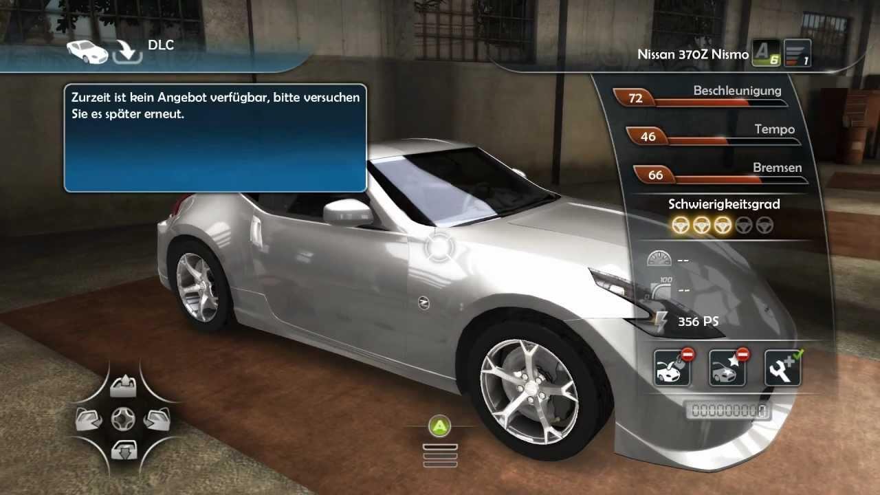 test drive unlimited 2 nissan 370z nismo bug youtube. Black Bedroom Furniture Sets. Home Design Ideas