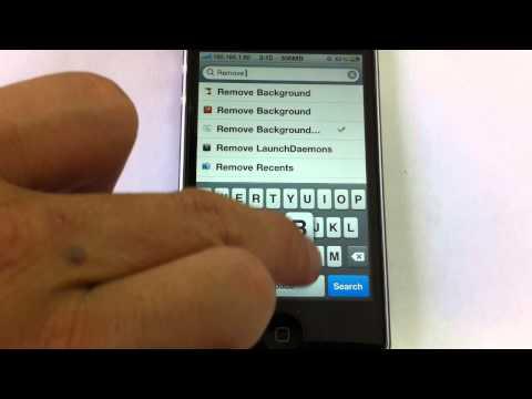 Hướng dẫn cài phần mềm lắc iPhone để giải phóng bộ nhớ