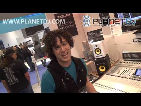 NAMM 2014 Artist Insight - Levi Maddox On Cakewalk Sonar X3