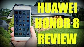Huawei Honor 8 Review - A Midrange Flagship Beauty
