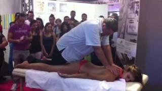 Beuty & fitness show 2011 catania Antonio Cerrone Eureka spa
