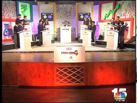 NSE Funancial Quest 4 - Lucknow Finals Seg 1