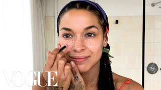 Princess Nokia's Guide to Getting Goddess Skin | Beauty Secrets | Vogue