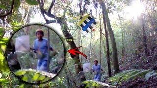 Xepa de Pipas na Floresta - Peguei Muita Pipa