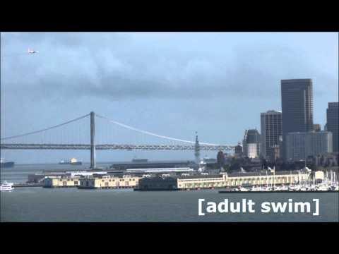 Adult Swim Bump - Keep Fly, High in the Sky