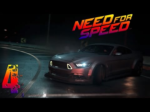Need for Speed 2015. Прохождение. Часть 4 (Дрифтуем) 60fps