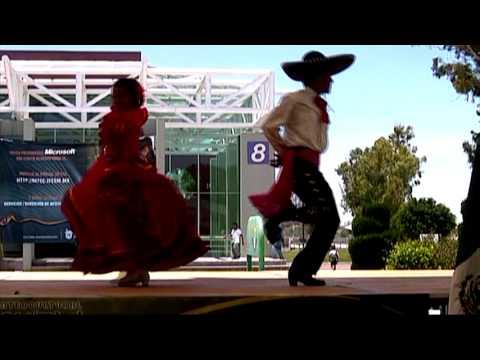 Danza folklórica - el Son de la negra, Jalisco.