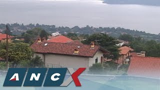 Fascinating view from an enchanting castle in Italy | ANC-X Executive Class