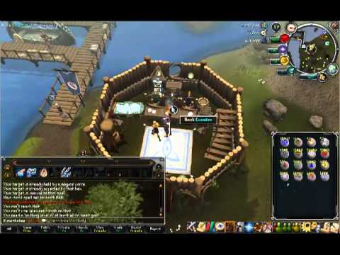 Runescape EOC – 1 – 99 magic.