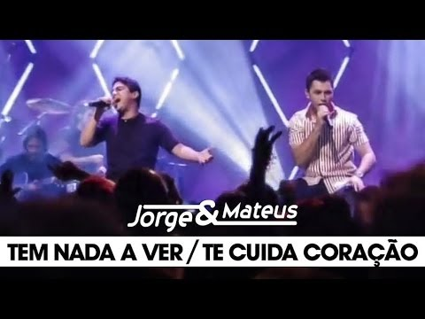 Jorge E Mateus - Te Cuida Coracao