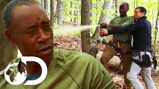Download Song Spicing Up An Eggshell And Worm Omelette... With Bear Spray! | Running Wild With Bear Grylls Free StafaMp3