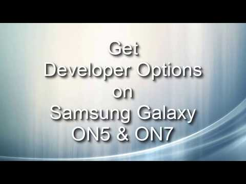 How To Get Developer Options On Samsung Galaxy Phones
