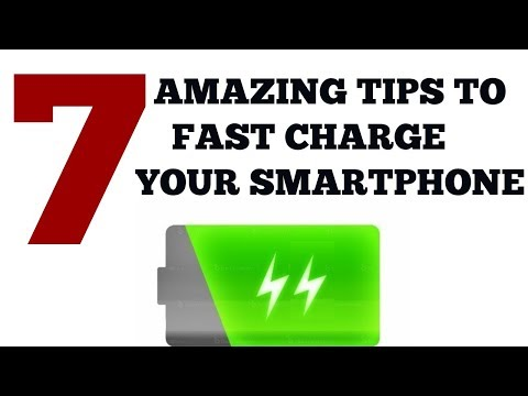 HOW TO FAST CHARGE LENOVO P2, One plus 5,Moto g5 plus and many more