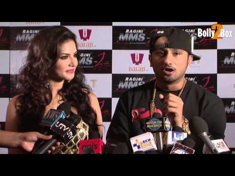 Exclusive Sunny Leone & Honey Singh's Full Interview video