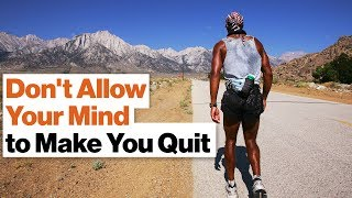 Strengthen Your Mind Like a Navy SEAL | David Goggins