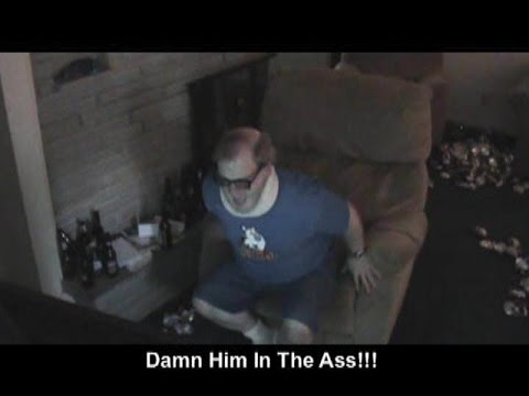 The Return Of The Tourettes Guy Part 4 video