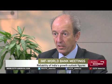 Martin Rama on India's economic growth