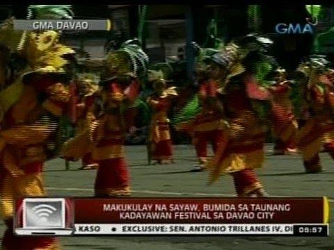 24 Oras: Indak-indak sa Kadalanan ng Kadayawan Festival