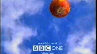 BBC1 Wales Ident - Bungee