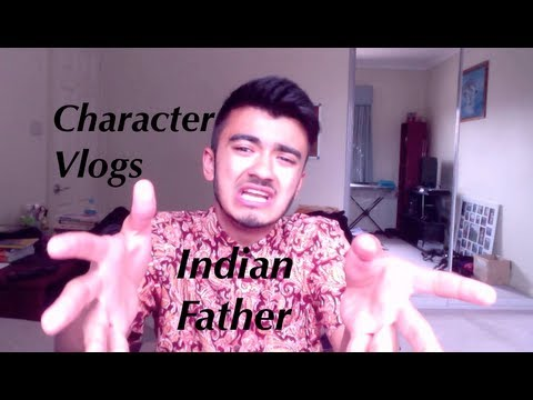Indian Father video