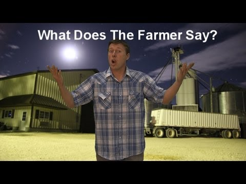 What Does The Farmer Say? (ylvis - The Fox Parody) video