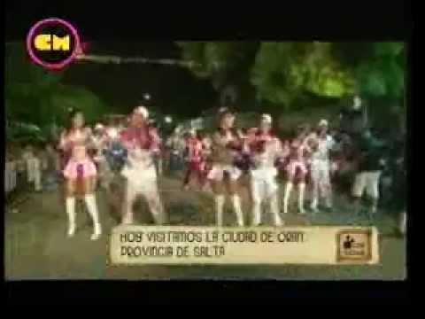 La Pachanga Corsos Color Oran 2012 Canal de la Musica CM Oran x Vos