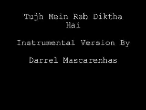 Tujh Mein Rab Diktha Hai Instrumental Version