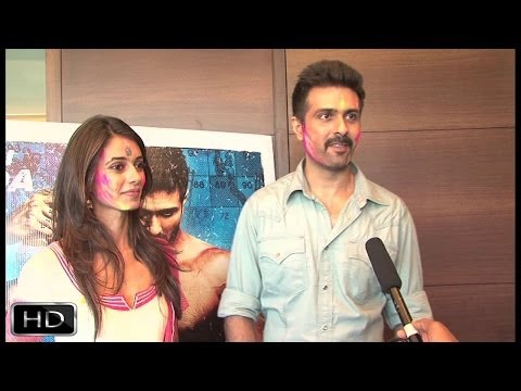Harman Baweja - Ayesha Khanna Exclusive Interview On Dishkiyaoon Part 1