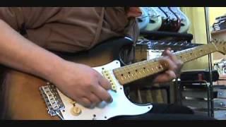 Fender Blues Jr. with Clean Sound - Demo - Blues Junior
