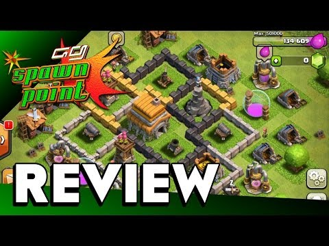 Good Game Spawn Point Review - Clash of Clans - TX: 03/05/2014