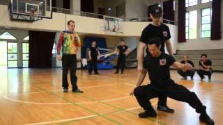 2015 International WOLF Russian military special combat skills Taiwan Seminar HD