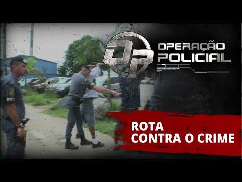 Operação Policial - Doc-Reality - Patrulhamento ROTA