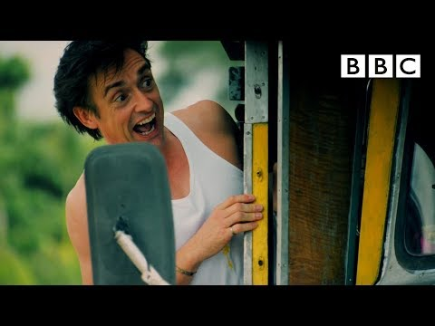 Burma's long distance lorries - Top Gear Burma Special: Series 21 Episode 6 - BBC Two