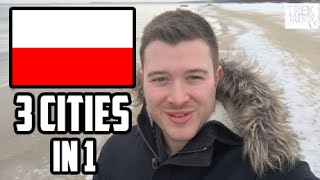 THE 3IN1 POLISH CITY - Gdansk, Sopot & Gdynia