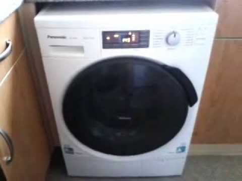 panasonic na 148vg4 washing machine review youtube. Black Bedroom Furniture Sets. Home Design Ideas