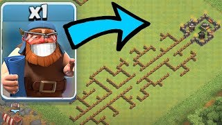 """BUILDER MASTER MAZE!!! """"Clash Of Clans"""" CAN HE MAKE IT?!?"""