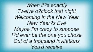 Watch Lee Ann Womack What Are You Doing New Years Eve video