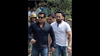 Salman Khan Shera Interview   नहीं देखा होगा बॉडीगार्ड शेरा का ऐसा इंटरव्यू